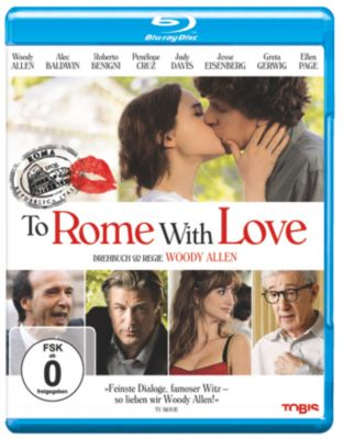 To Rome with Love, Woody Allen
