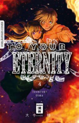 To Your Eternity, Yoshitoki Oima
