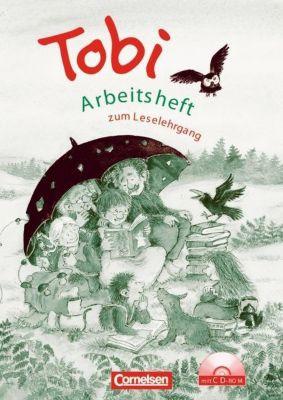 Tobi-Fibel, bisherige Ausgabe: Arbeitsheft zum Leselehrgang, m. CD-ROM