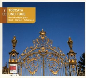 Toccata Und Fuge-Barocke Highlights, Diverse Interpreten