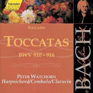 Toccaten Bwv 910-916, Peter Watchorn