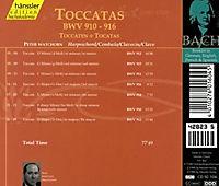Toccaten Bwv 910-916 - Produktdetailbild 1