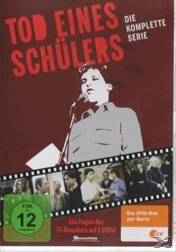 Tod eines Schülers - 2 Disc DVD, Tod Eines Schülers