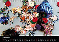 Toddler Art Abstract expressions (Wall Calendar 2019 DIN A4 Landscape) - Produktdetailbild 1