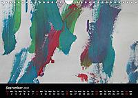 Toddler Art Abstract expressions (Wall Calendar 2019 DIN A4 Landscape) - Produktdetailbild 9