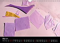 Toddler Art Abstract expressions (Wall Calendar 2019 DIN A4 Landscape) - Produktdetailbild 5