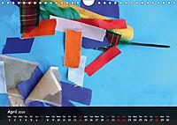 Toddler Art Abstract expressions (Wall Calendar 2019 DIN A4 Landscape) - Produktdetailbild 4