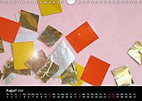 Toddler Art Abstract expressions (Wall Calendar 2019 DIN A4 Landscape) - Produktdetailbild 8