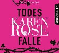 Todesfalle, 6 Audio-CDs - Karen Rose pdf epub