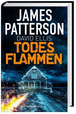 Todesflammen, James Patterson, David Ellis