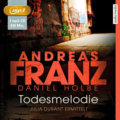 Todesmelodie, 1 MP3-CD
