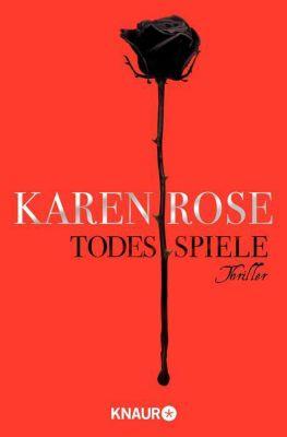 Todestrilogie Band 3: Todesspiele - Karen Rose pdf epub