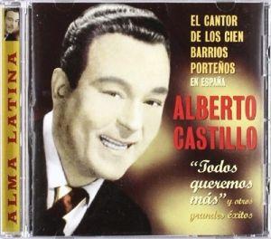 Todos Queremos Mas, Claudio Castillo