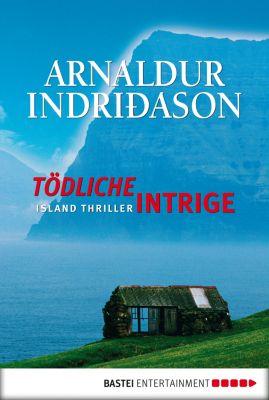 Tödliche Intrige, Arnaldur Indriðason