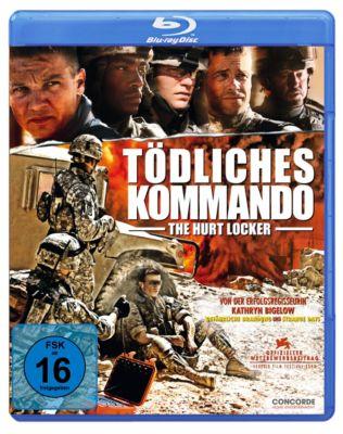 Tödliches Kommando - The Hurt Locker, Jeremy Renner, Anthony Mackie