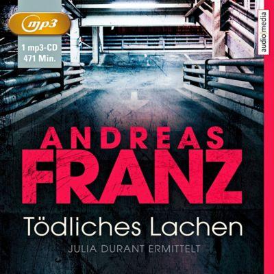 Tödliches Lachen, MP3-CD - Andreas Franz pdf epub