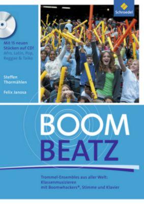 Töne: Boom Beatz, m. Audio-CD, Steffen Thormählen, Felix Janosa