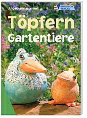 Töpfern, Gartentiere, Angelika Massenkeil