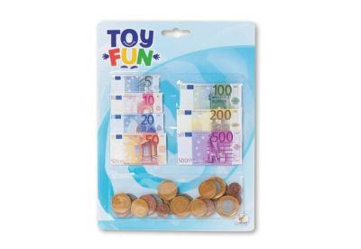 TOF Eurocash Scheine u.Münzen,W190xH25