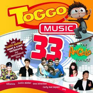 Toggo Music 33, Various