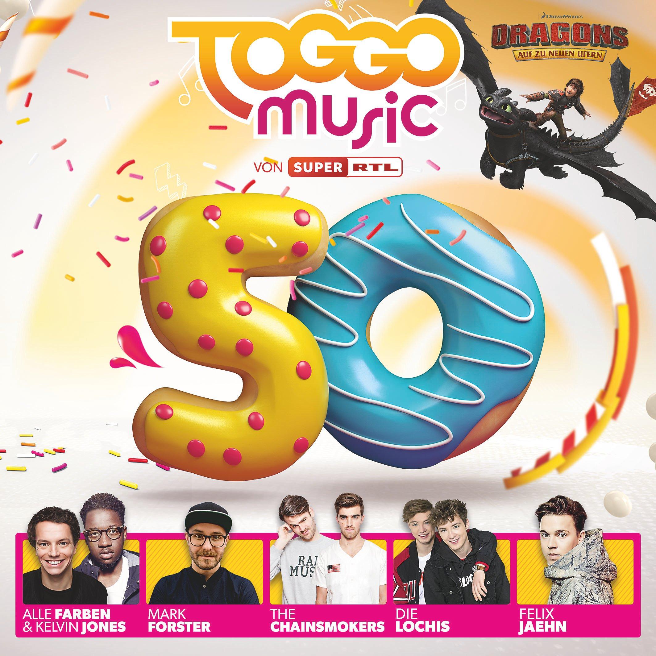 Toggo Music 50 CD von Various bei Weltbild.de bestellen