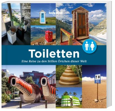 Toiletten, Lonely Planet