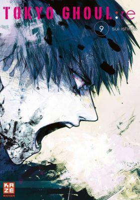 Tokyo Ghoul:re, Sui Ishida