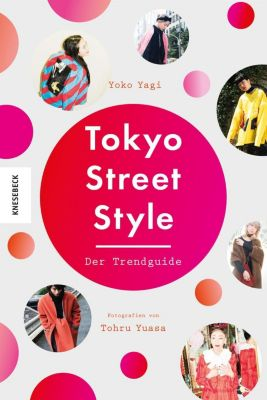 Tokyo Street Style, Yoko Yagi