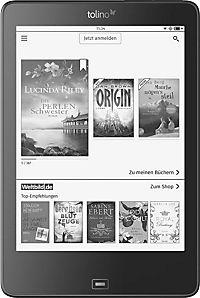 tolino epos eBook-Reader - Produktdetailbild 7