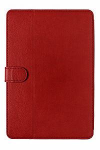 tolino epos, Schutztasche in Lederoptik mit easy click  (Farbe: rot) - Produktdetailbild 5