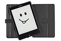 tolino epos, Schutztasche in Lederoptik mit easy click  (Farbe: schwarz) - Produktdetailbild 3