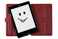 tolino epos, Schutztasche in Lederoptik mit easy click  (Farbe: rot) - Produktdetailbild 6
