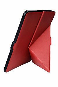 tolino epos, Schutztasche mit Origami Standfunktion (Farbe: rot) - Produktdetailbild 3