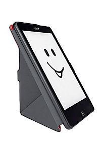 tolino epos, Schutztasche mit Origami Standfunktion (Farbe: rot) - Produktdetailbild 4