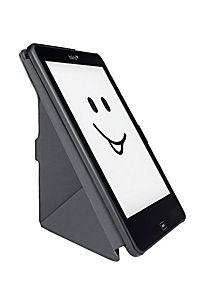 tolino epos, Schutztasche mit Origami Standfunktion (Farbe: schwarz) - Produktdetailbild 4