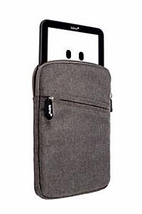 tolino eReader, Stofftasche mit Frontfach (Farbe: grau) - Produktdetailbild 2