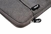 tolino eReader, Stofftasche mit Frontfach (Farbe: grau) - Produktdetailbild 3