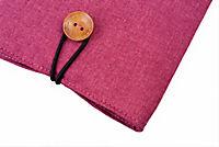 tolino eReader, Stofftasche mit Innenfutter (Farbe: sangria) - Produktdetailbild 3