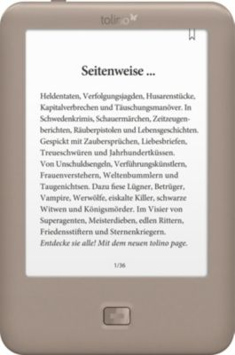 tolino page eBook-Reader