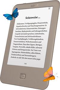tolino page eBook-Reader - Produktdetailbild 4
