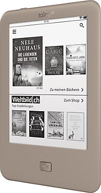 tolino page eBook-Reader - Produktdetailbild 6