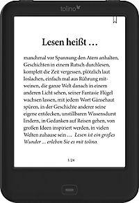 tolino shine 2 HD eBook-Reader - Produktdetailbild 5