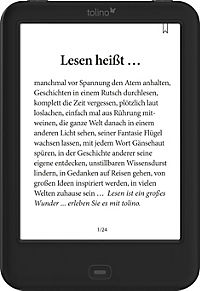 tolino shine 2 HD eBook-Reader - Produktdetailbild 5