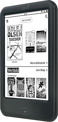 tolino shine 2 HD eBook-Reader - Produktdetailbild 8
