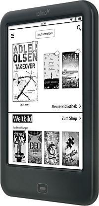 tolino shine 2 HD eBook-Reader - Produktdetailbild 8