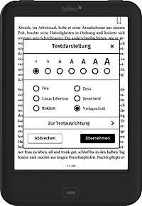 tolino shine 2 HD eBook-Reader - Produktdetailbild 6