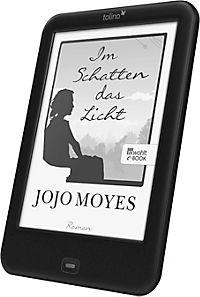 """tolino shine 2 HD eBook-Reader + eBook """"Im Schatten das Licht"""" / Moyes - Produktdetailbild 1"""