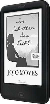 """tolino shine 2 HD eBook-Reader + eBook """"Im Schatten das Licht"""" / Moyes - Produktdetailbild 2"""
