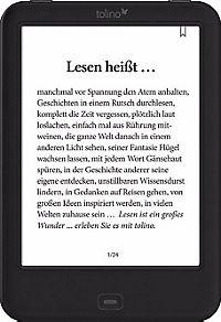 """tolino shine 2 HD eBook-Reader + eBook """"Im Schatten das Licht"""" / Moyes - Produktdetailbild 5"""