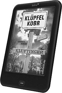 """tolino shine 2 HD eBook-Reader + eBook """"Kluftinger"""" / Klüpfel Kobr - Produktdetailbild 1"""